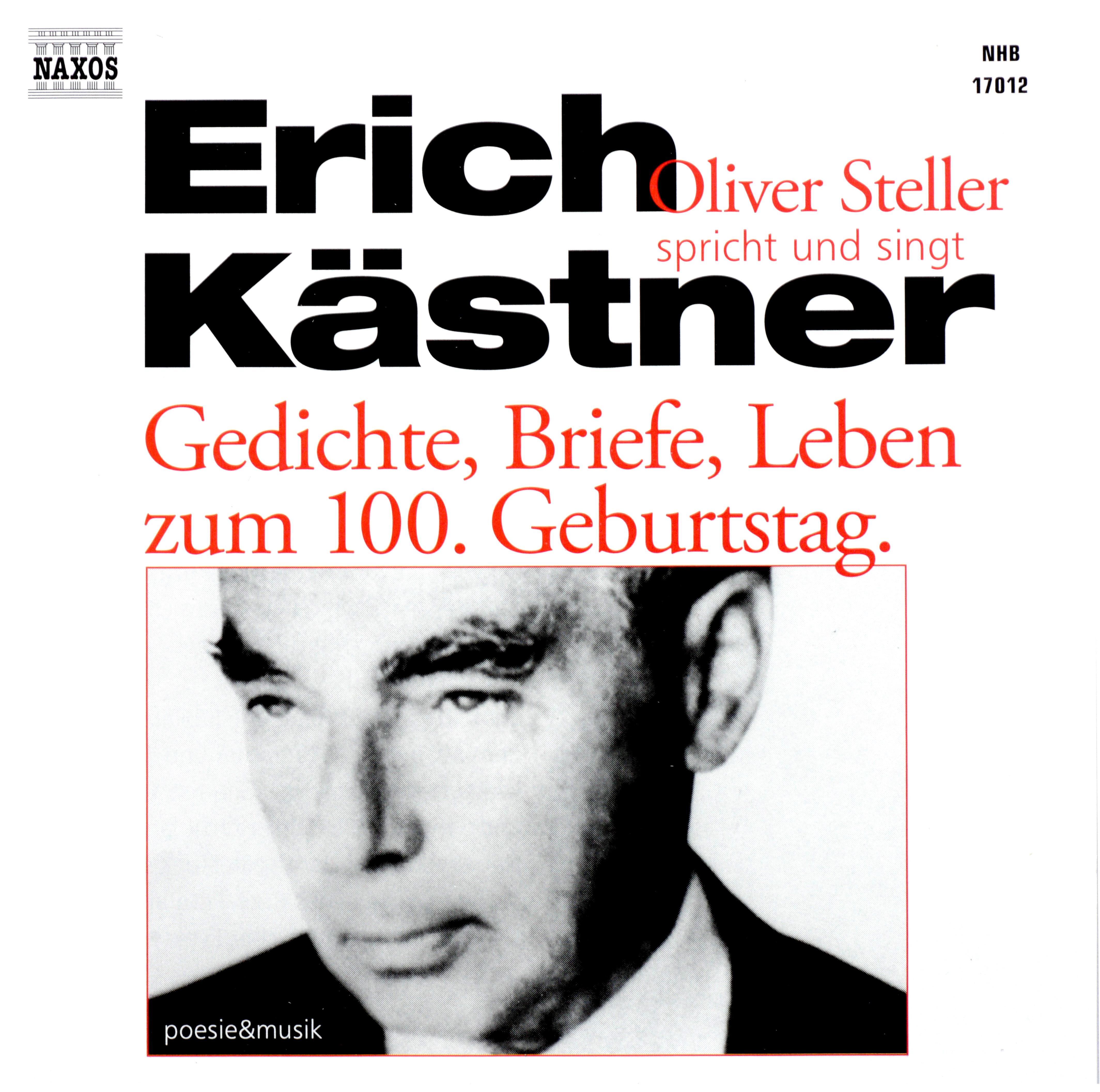 erich kstner - Erich Kastner Lebenslauf