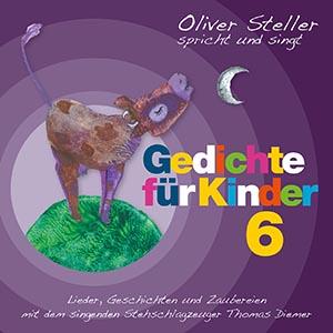 Oliver Steller spricht und singt Gedichte für Kinder 6
